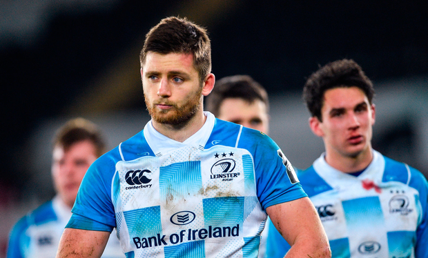 Ross Byrne will start ahead of Joey Carbery against Munster