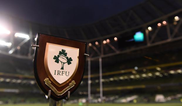 The IRFU subsequently deleted the advertisement. Photo: Sportsfile