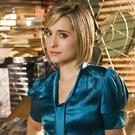 Allison Mack on the CW's Smallville