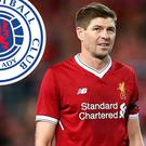 Steven Gerrard has been backed to take over at Rangers