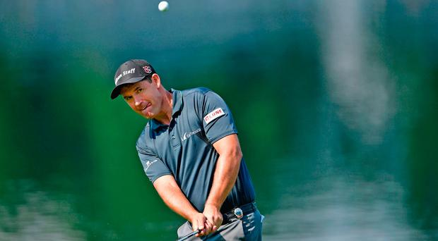 Padraig Harrington targets 2020 Ryder Cup captaincy