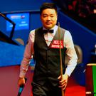 Ding Junhui. Photo: Getty