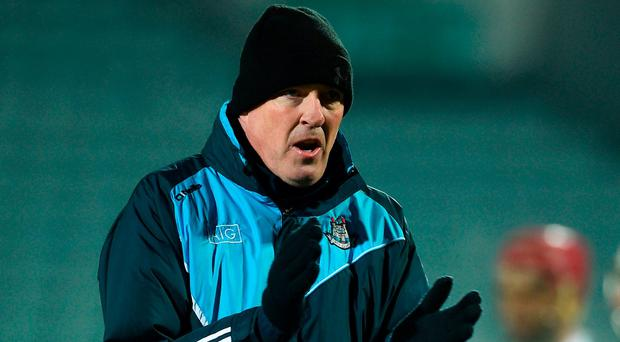 Dublin manager Pat Gilroy. Photo: Sportsfile