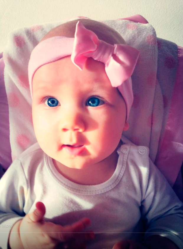 Little Vanessa Siatka was just a month short of her second birthday when she was killed