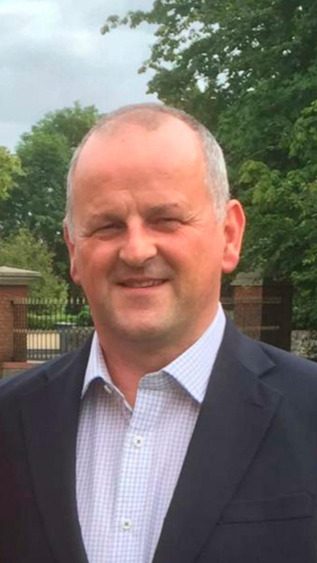 Sean Cox (53) is in a critical condition in Liverpool