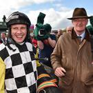 Willie Mullins had a stunning run of success on Day Two at Punchestown