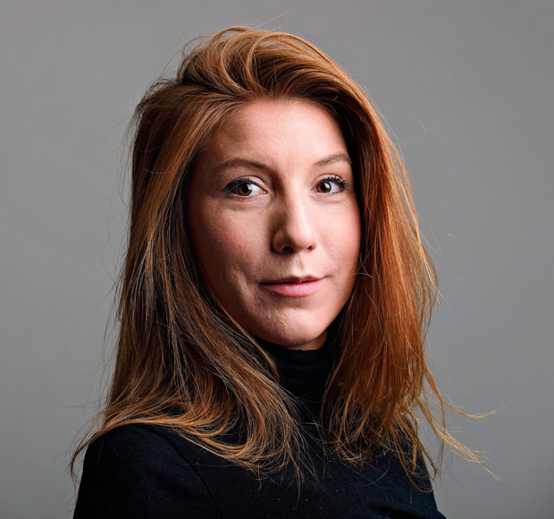 Kim Wall. Photo: Getty Images