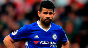 Diego Costa. Photo: PA