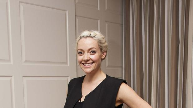 Cherry Healey (John Phillips/PA)
