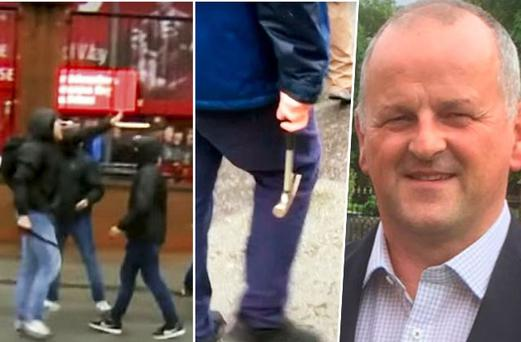 Liverpool-Roma stabbing: fans arrested denies attempting to murder Sean Cox