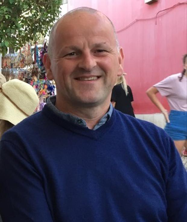 Sean Cox, from Dunboyne in Meath