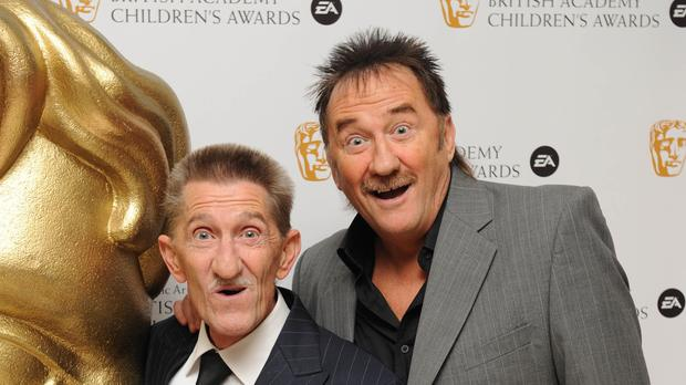 The Chuckle Brothers - Barry (l) has died aged 73
