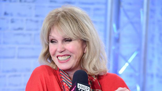 Joanna Lumley will regale anecdotes from her career (Ian West/PA)