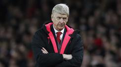 Arsene Wenger's hopes of leaving Arsenal with a trophy win this summer take a big blow