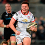 Ulster star Jacob Stockdale. Photo: Oliver McVeigh/Sportsfile