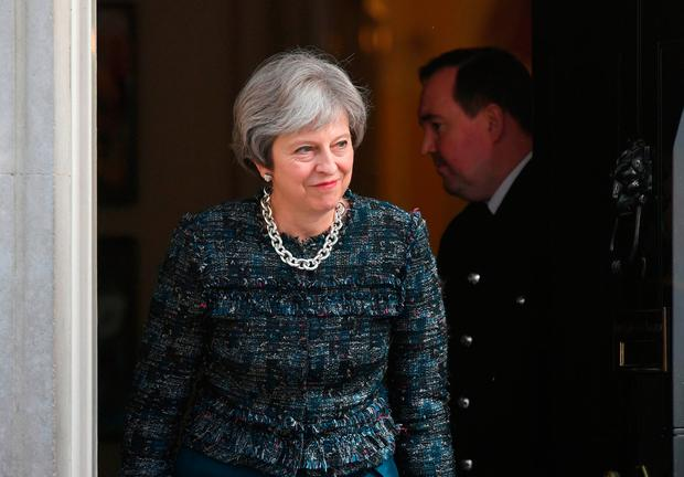 Vote defeat: UK Prime Minister Theresa May. Photo: Victoria Jones/PA Wire