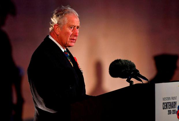 Britain's Prince Charles and his wife Camilla are due to spend time in Ireland in the coming weeks. Photo: PA