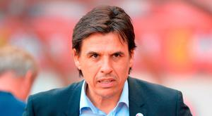 Sunderland manager Chris Coleman. Photo: Dave Howarth/PA