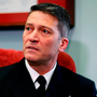 Rear-Admiral Ronny Jackson. Photo: Reuters