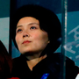 Kim Jong-un's sister Kim Yo-jong. Photo: Getty Images