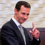 Bashar al-Assad: forces are pressing ahead with offensive. Photo: AP