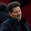 Atletico Madrid manager Diego Simeone. Photo: Reuters