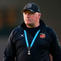 15 September 2017; Dragons Head Coach Bernard Jackman prior to the Guinness PRO14 Round 3 match between Dragons and Connacht at Rodney Parade in Newport, Wales. Photo by Chris Fairweather/Sportsfile