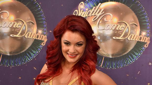 Strictly Come Dancing star Dianne Buswell is reportedly set to be paired up with her partner, Emmerdale actor Anthony Quinlan, on the show (Matt Crossick/PA)