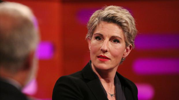 Tamsin Greig has spoken about being recognised in public (Isabel Infantes/PA)