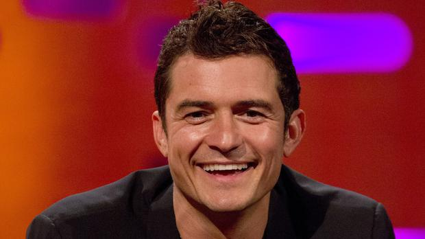 Orlando Bloom has discussed his dark return to theatre work (Isabel Infantes/PA)
