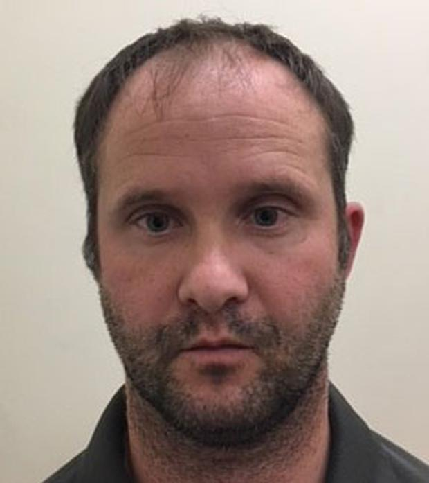 Mark O'Neill with an address in Allentown, Pennsylvania was arrested after allegedly grooming a 14-year-old girl for sex. Photo: Pennsylvania Attorney General, Josh Shapiro