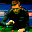 Kyren Wilson is looking to reach the quarter-finals for the third consecutive year. Photo: Richard Sellers/PA