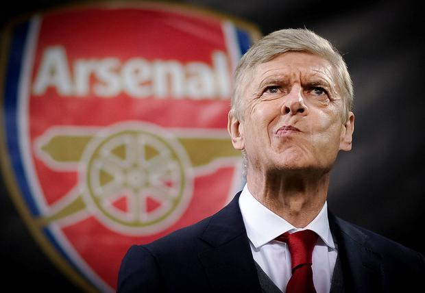 Arsenal has been front and centre of Arsene Wenger's life for 22 years. Photo: Nicolò Campo/LightRocket via Getty Images