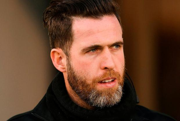Shamrock Rovers manager Stephen Bradley. Photo: Harry Murphy/Sportsfile