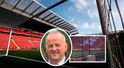 There will be a tribute to Sean Cox at Anfield today