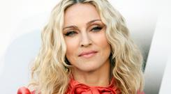 RELICS: Madonna has objected to the sale of her old underwear and love letters
