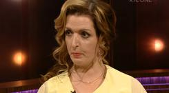 Vicky Phelan on the Ray D'Arcy Show on RTÉ