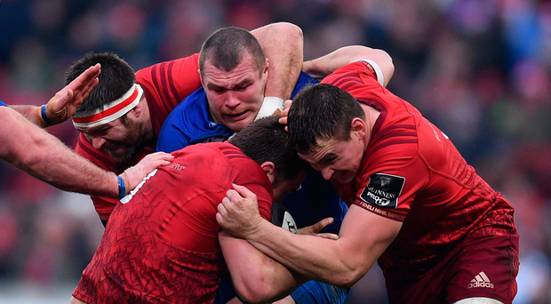 Leinster v Munster: When is it on, how can I watch it and what are the teams? Everything you need to know about Pro14 semis