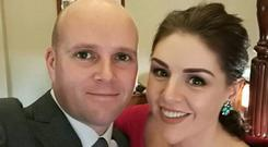 Sile Seoige has announced that she is engaged to Damien O'Farrell