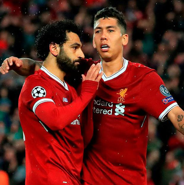 Firmino pens long-term contract extension with Liverpool