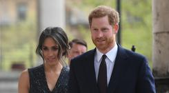 Prince Harry and Meghan Markle will marry in May (Victoria Jones/PA)