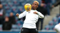 Musonda was sent to Celtic on an 18-month loan until the end of next season but could well cut his stay in Scotland short after starting just two league games. Photo: Ian MacNicol/Getty Images