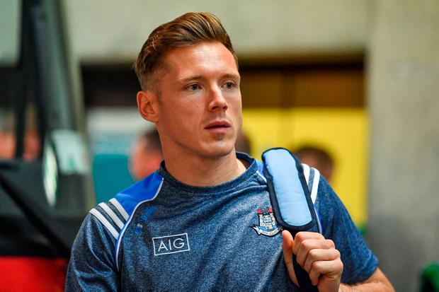 IN LIKE FLYNN: Paul Flynn's comeback will appease fears about the loss of Diarmuid Connolly. Photo: Brendan Moran/Sportsfile