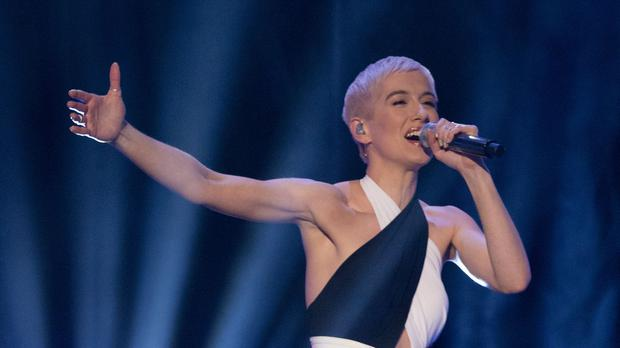 UK Eurovision entry SuRie (Isabel Infantes/PA)