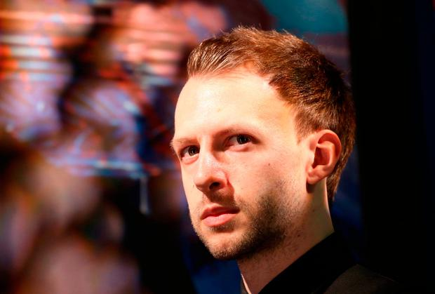 World no 4 Judd Trump Photo: PA