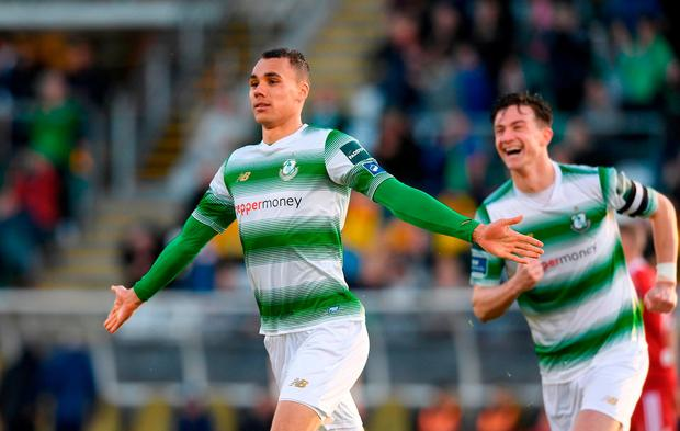 Shamrock Rovers Graham Burke named in Ireland provisional squad for upcoming friendlies