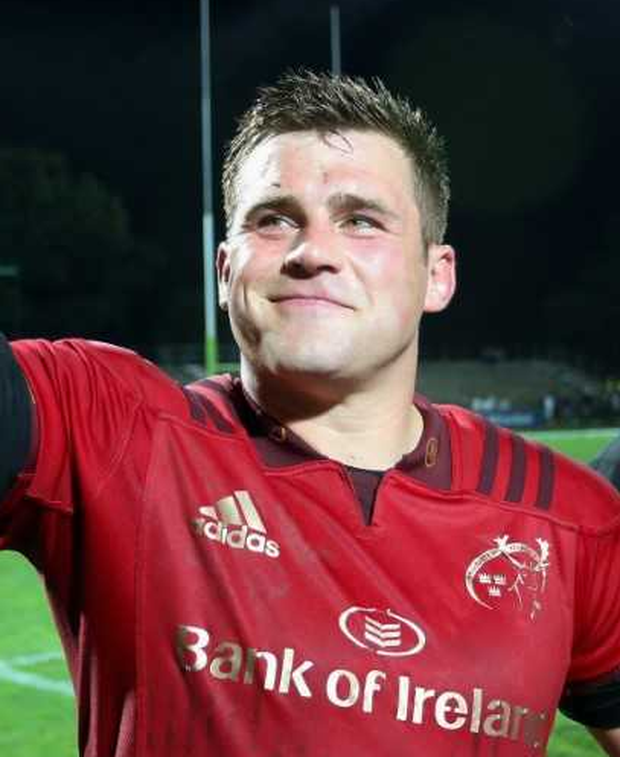 CJ Stander enjoyed his return to a familiar venue