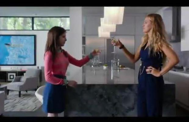 Anna Kendrick and Blake Lively in What Happened to Emily?
