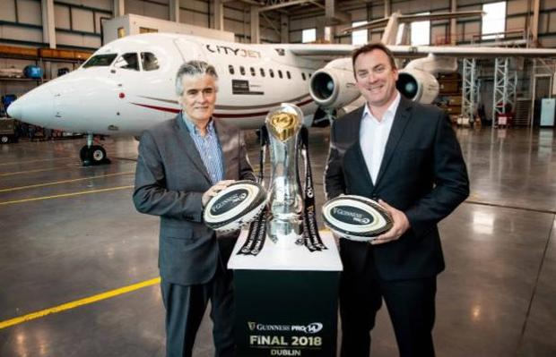 PRO14 Rugby have announced that they have partnered with CityJet as the Official Airline of this season's Guinness PRO14 Final Series. CityJet are providing exclusive discounted offers on tickets for the Guinness PRO14 Final, access to the Captain's Run ahead of the big game while everyone stepping onto a CityJet flight will have the opportunity to win tickets to the Final Series.
