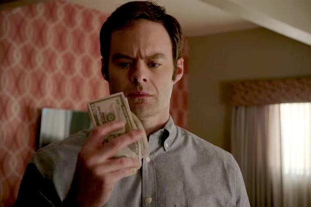 Bill Hader in Barry - Thursdays, Sky Atlantic 10.45pm
